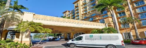 Cheapestairportparking Parking -Embassy Suites Miami (MIA) Airport Parking